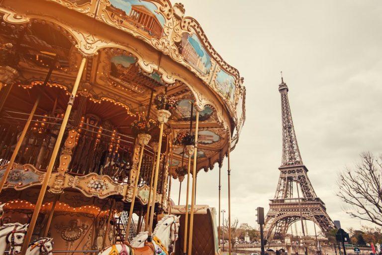 Новинки Парижа